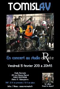 Tomislav-Recreate--Montreuil - 15 février 2013