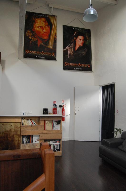 Recreate- Montreuil - Salle, Espace détente