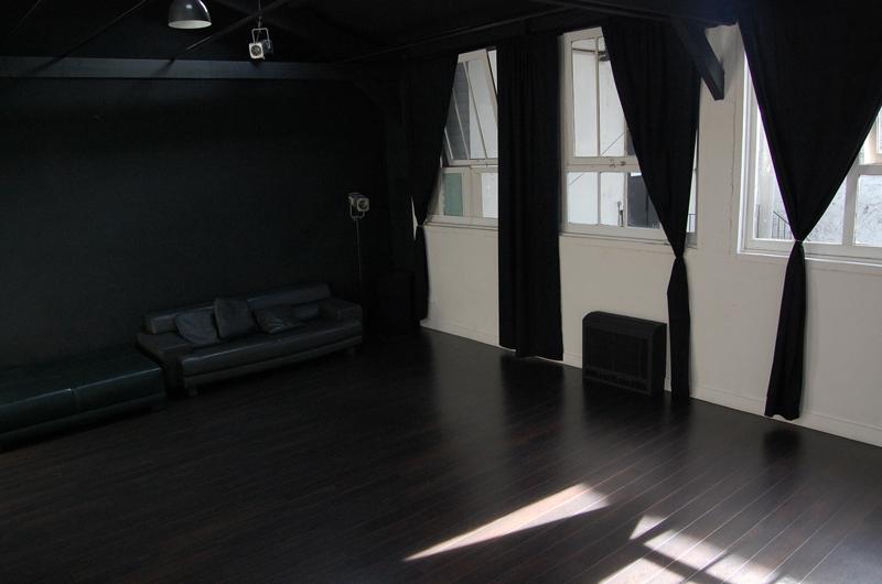 Recreate- Montreuil - Salle