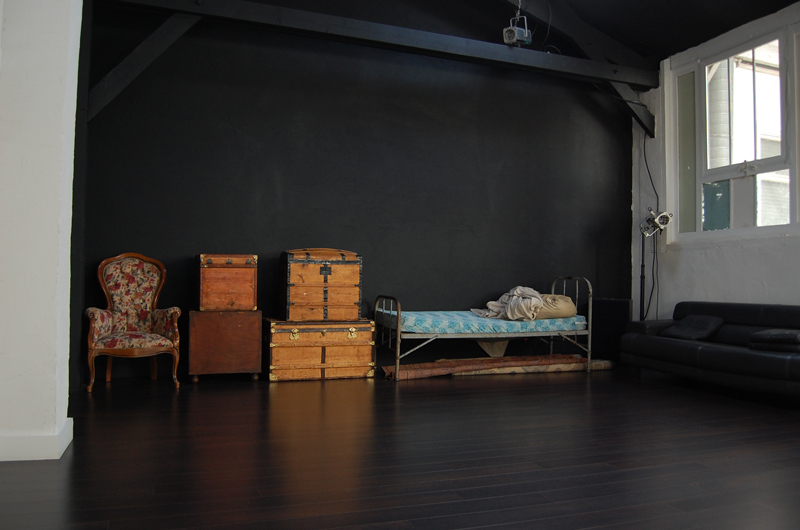 Recreate - Salle de répétition - Montreuil