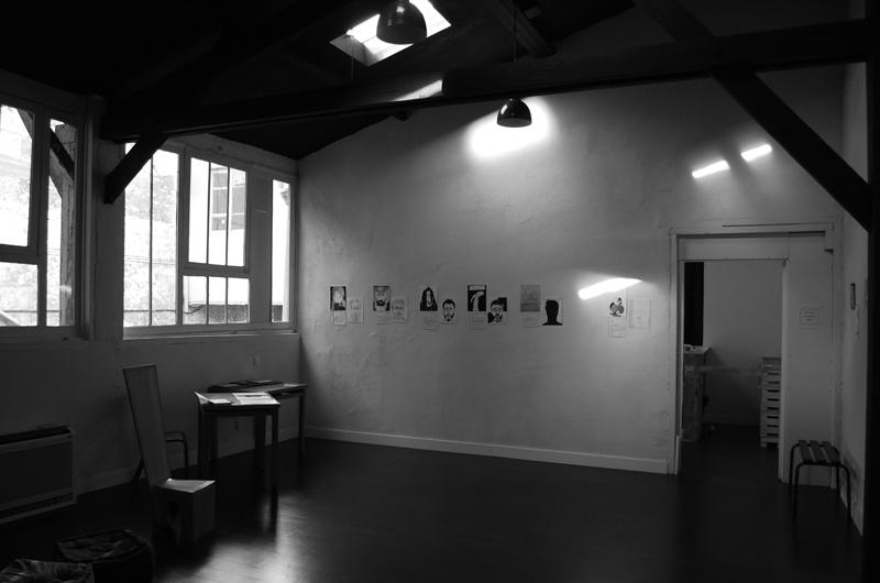 Recreate - Salle d'exposition - Montreuil