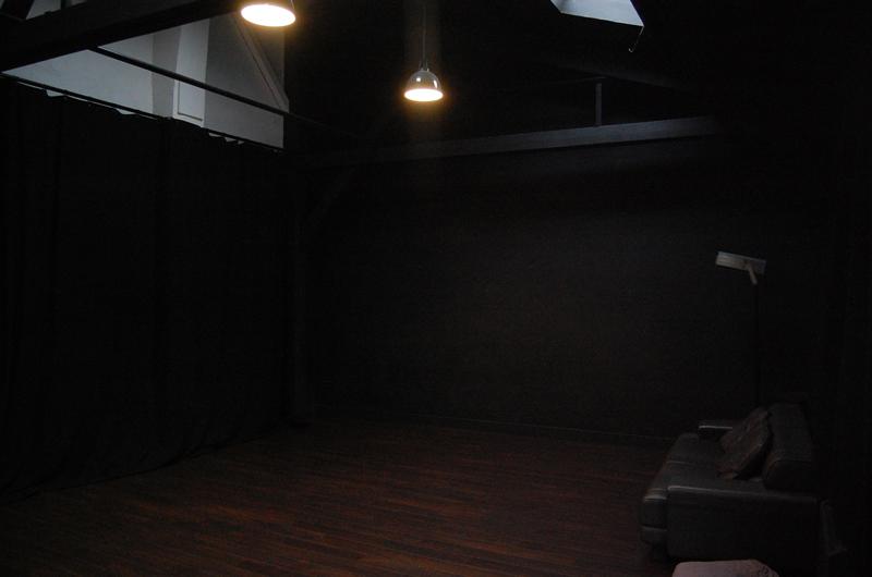 Studio Recreate - Salle de representation - Montreuil